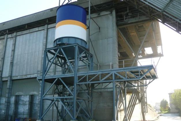 Oural Cement Factory (Cementos Cosmos-Cimpor)