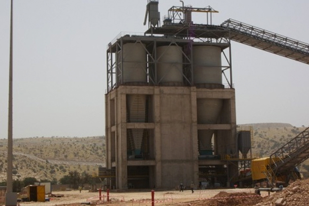 New Cement Factory in Aït Baha (Morocco)