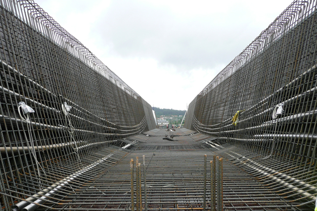 Structures for the Atlantic Axis High-Speed Railway (Spain)