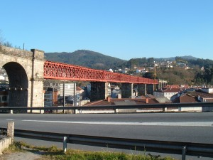 Viaduct at Redondela