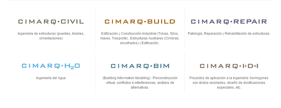 Cimarq presents new web
