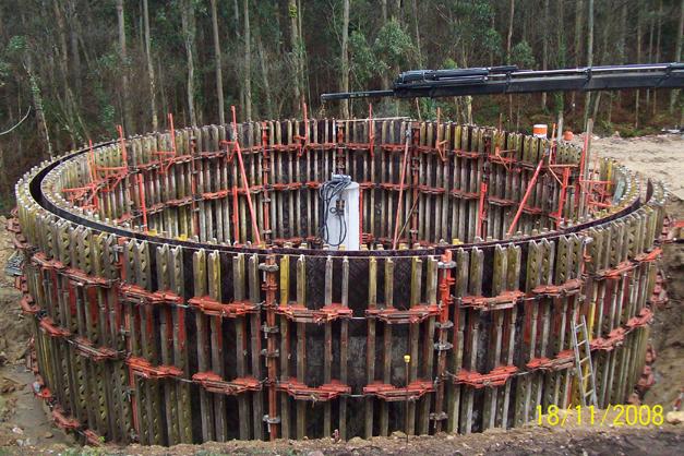 Palmeiro Wastewater Treatment Plant in Xove (Lugo)