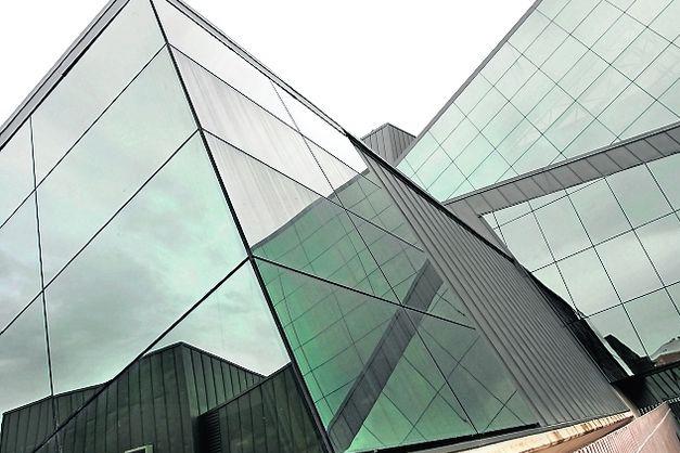 Centro cultural de Pola de Siero (Asturias)