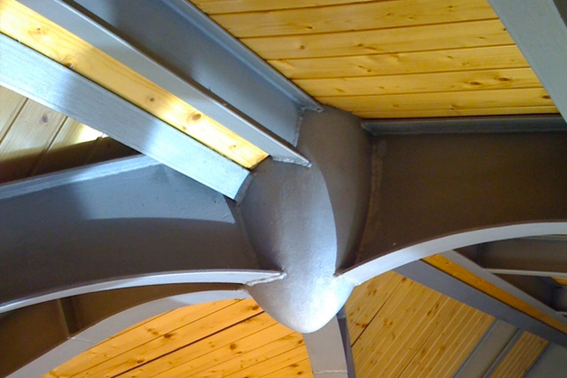 Proyectos de cubiertas singulares en edificación residencial
