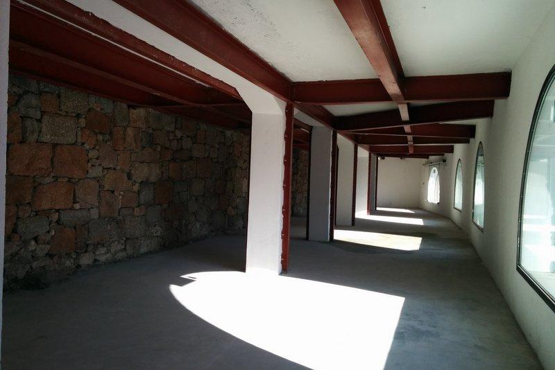 Rehabilitación de locales históricos en el Puerto de A Coruña