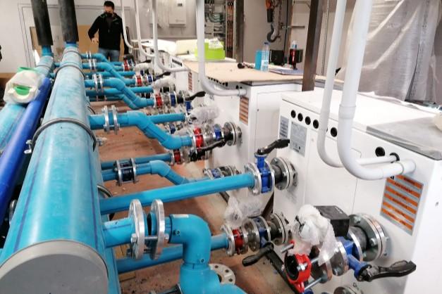 Proyecto y DO de Instalación térmica híbrida renovable en el Campus Norte de Ourense